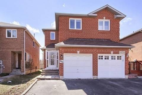 Townhouse for rent at 5641 Cortina Cres Mississauga Ontario - MLS: W4737616