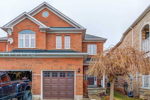 Townhouse for sale at 5649 Topaz Pl Mississauga Ontario - MLS: W4384416