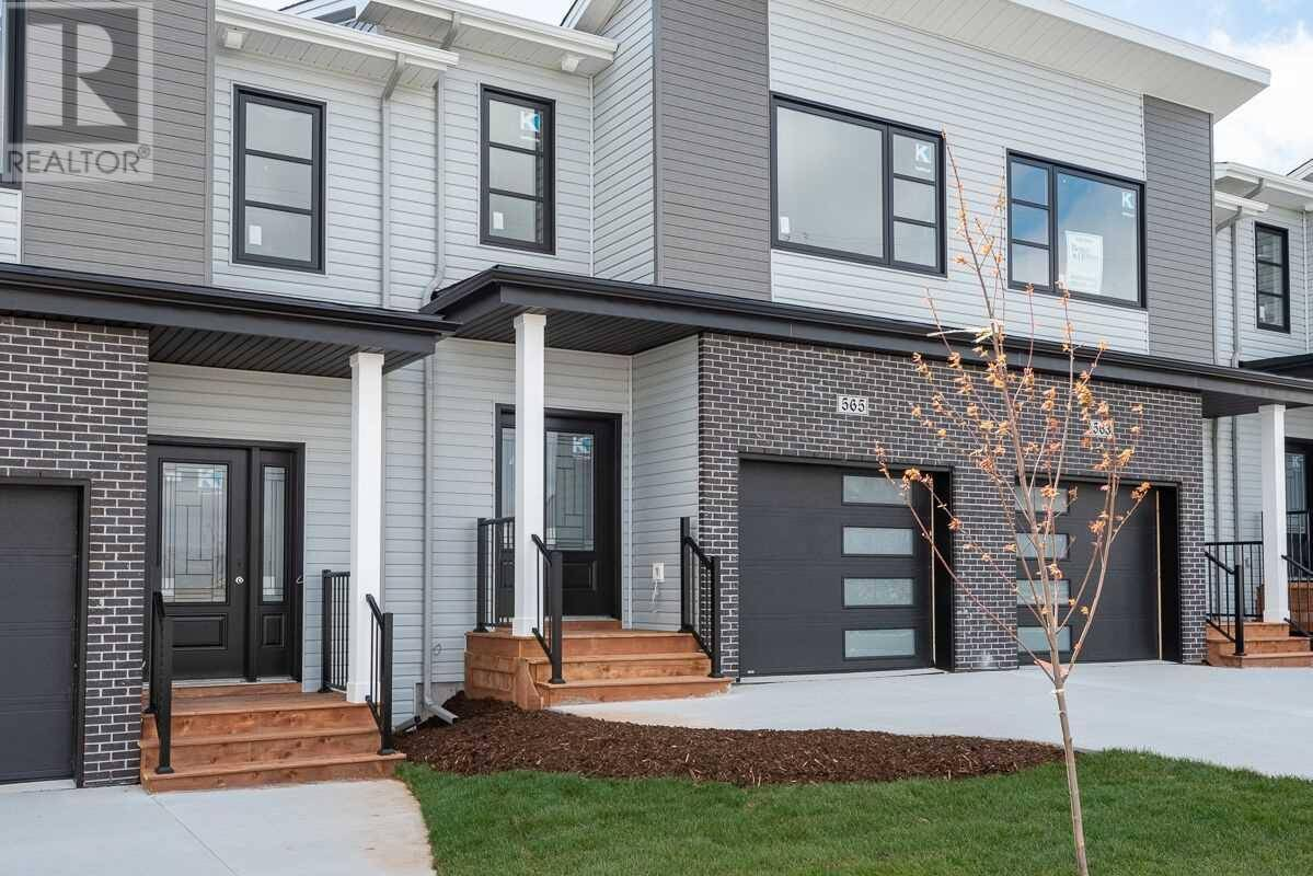 Townhouse for sale at 565 Cowie Hill Rd Halifax Nova Scotia - MLS: 201914940