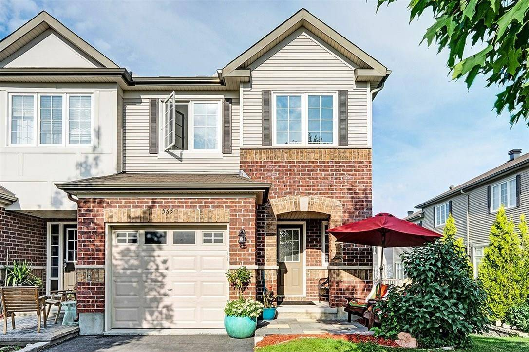 Townhouse for sale at 565 Dalewood Cres Stittsville Ontario - MLS: 1160221