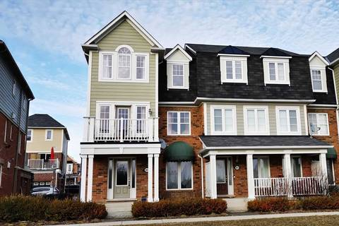 Townhouse for sale at 565 Gervais Terr Milton Ontario - MLS: W4729092