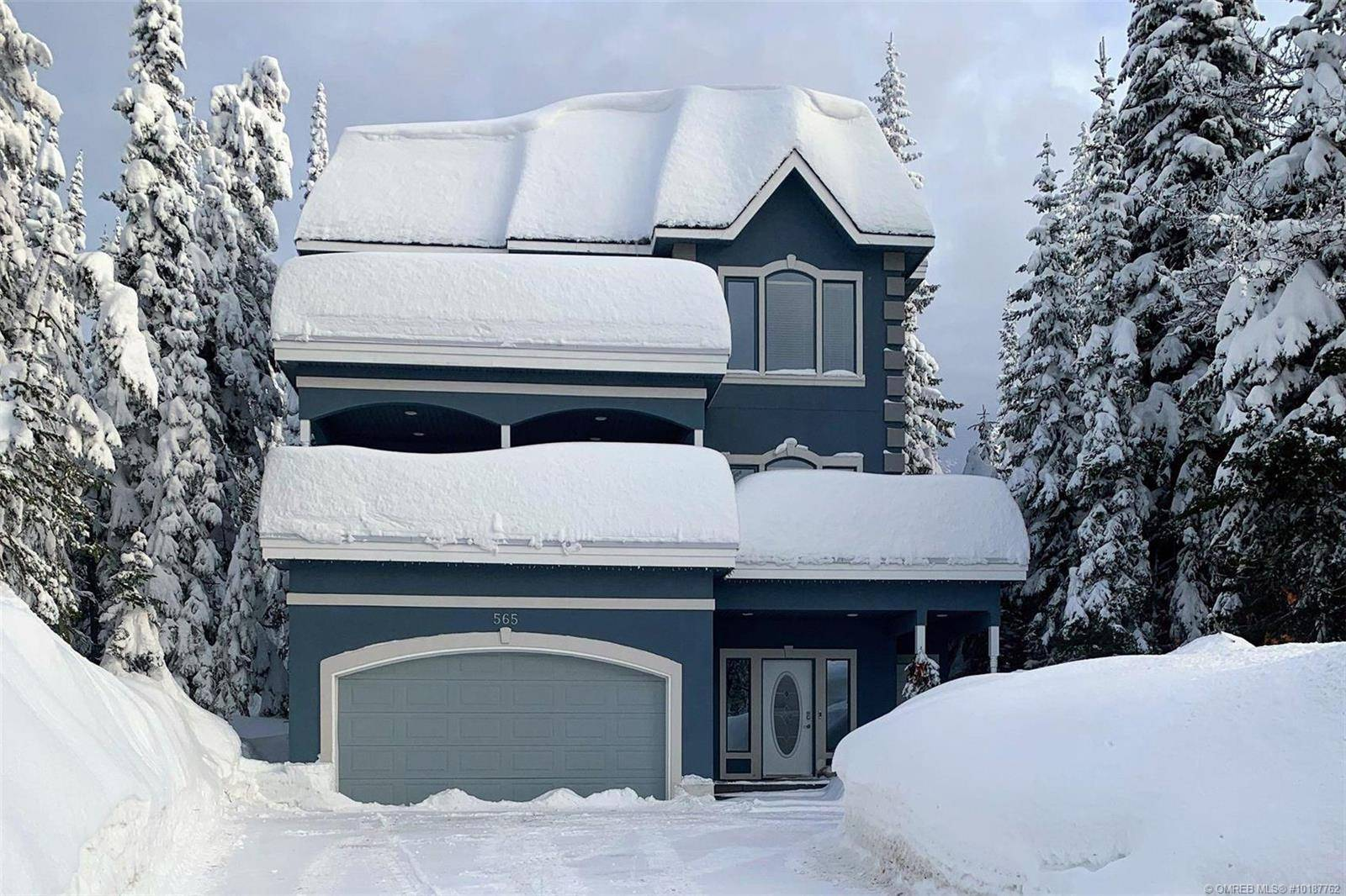 House for sale at 565 Monashee Rd Silver Star British Columbia - MLS: 10187762