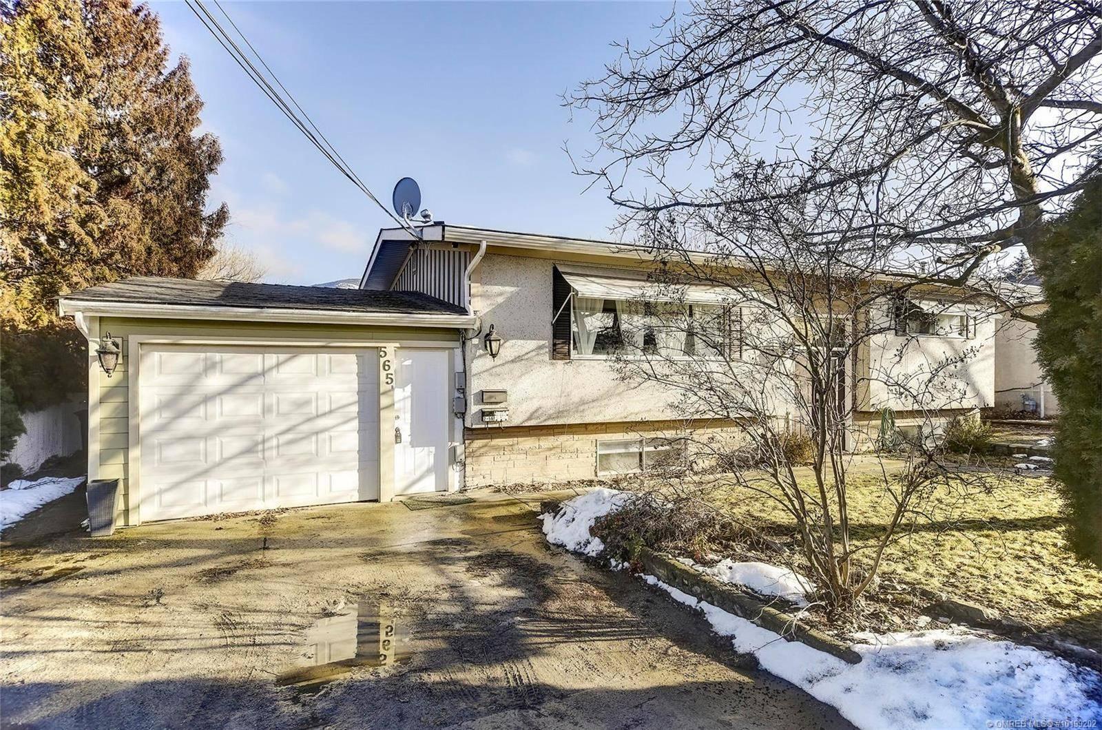 House for sale at 565 Rutland Rd South Kelowna British Columbia - MLS: 10199202
