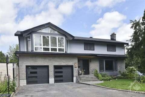 House for sale at 565 Tillbury Ave Ottawa Ontario - MLS: 1204977