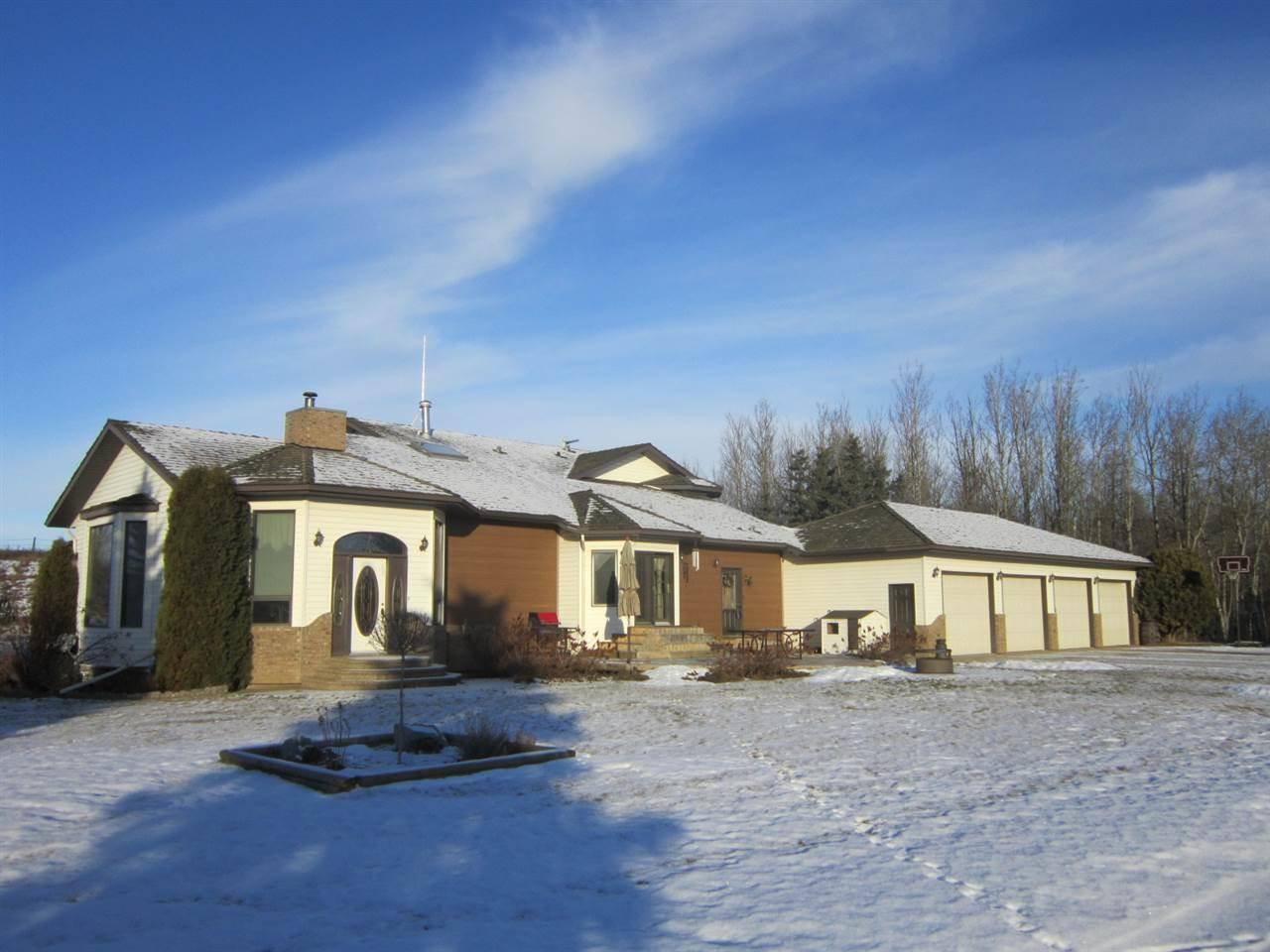 House for sale at 56501 Rge Rd Rural Sturgeon County Alberta - MLS: E4162325