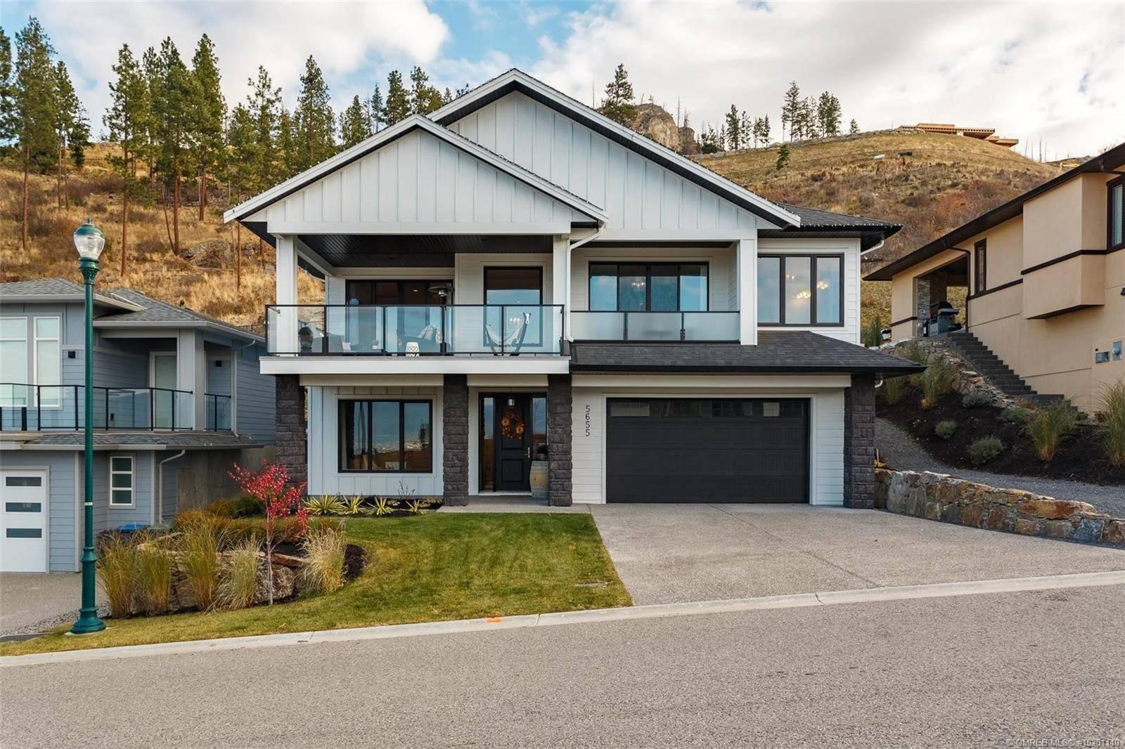 House for sale at 5655 Jasper Wy Kelowna British Columbia - MLS: 10201140