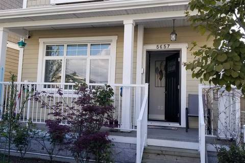 Townhouse for sale at 5657 Killarney St Vancouver British Columbia - MLS: R2451426