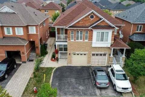 Townhouse for sale at 5657 Topaz Pl Mississauga Ontario - MLS: W4927900