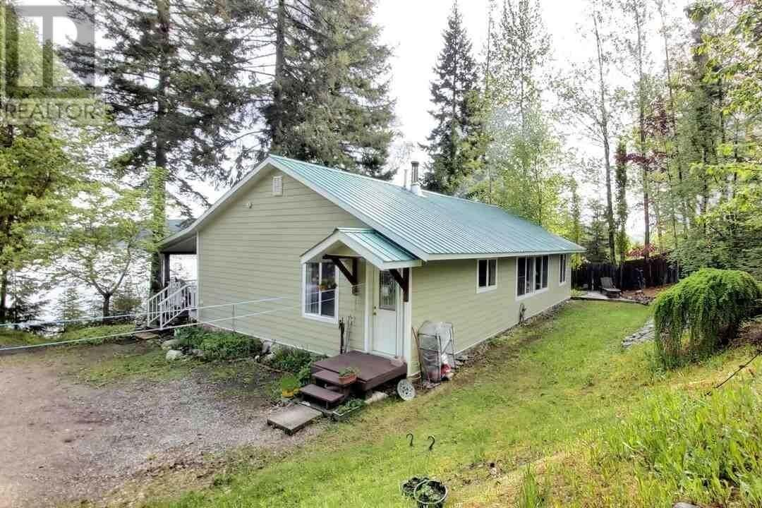House for sale at 5659 Marshall Creek Rd Horsefly British Columbia - MLS: R2462628
