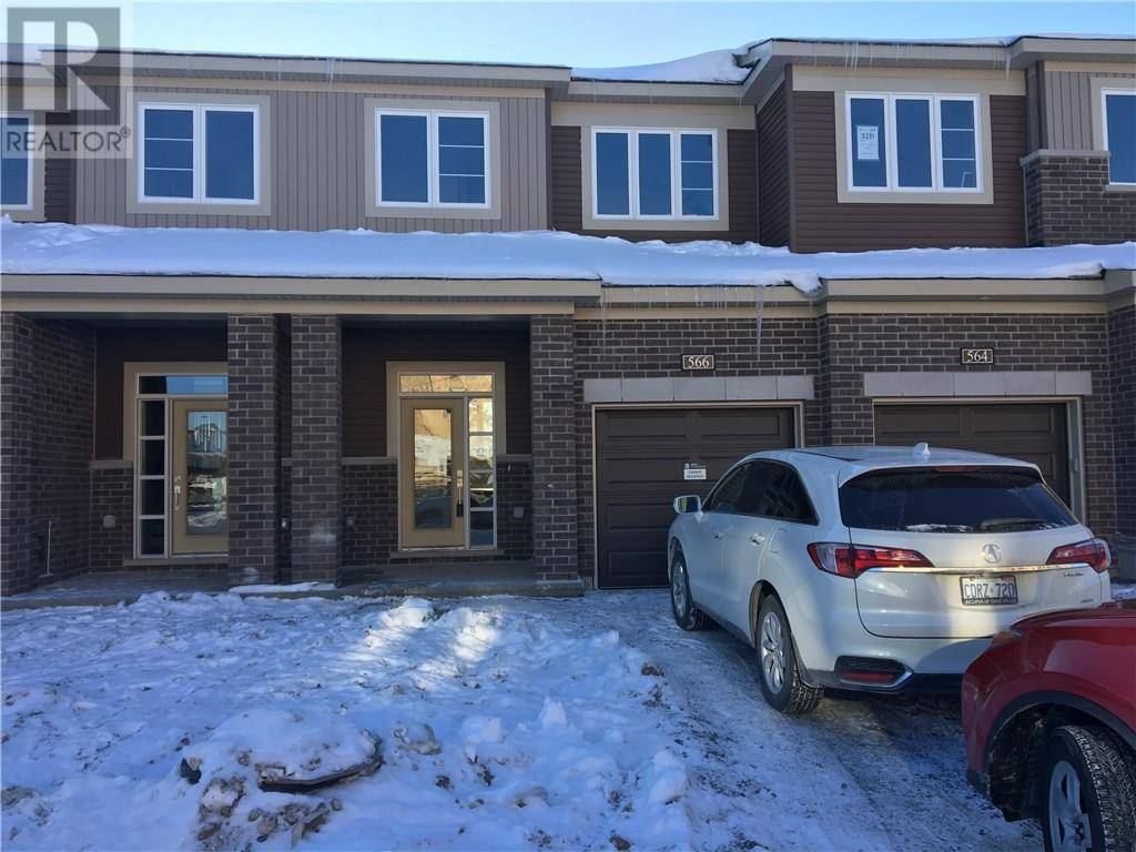 Townhouse for rent at 566 Clemency Cres Ottawa Ontario - MLS: 1182822