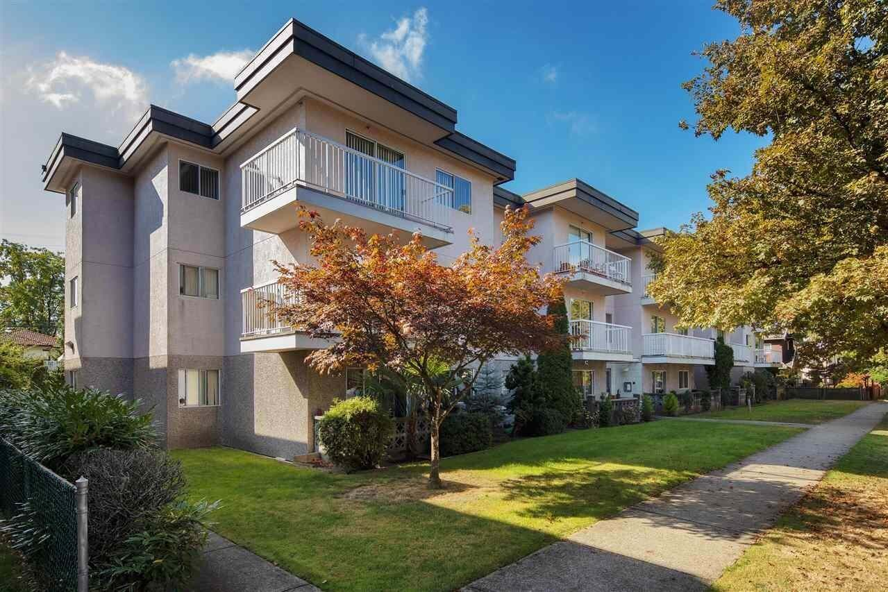Townhouse for sale at 566 44th Ave East Vancouver British Columbia - MLS: C8034408