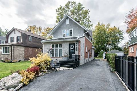 House for sale at 566 Masson St Oshawa Ontario - MLS: E4685554