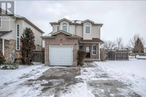 House for sale at 566 Ridgeview Dr London Ontario - MLS: 177760