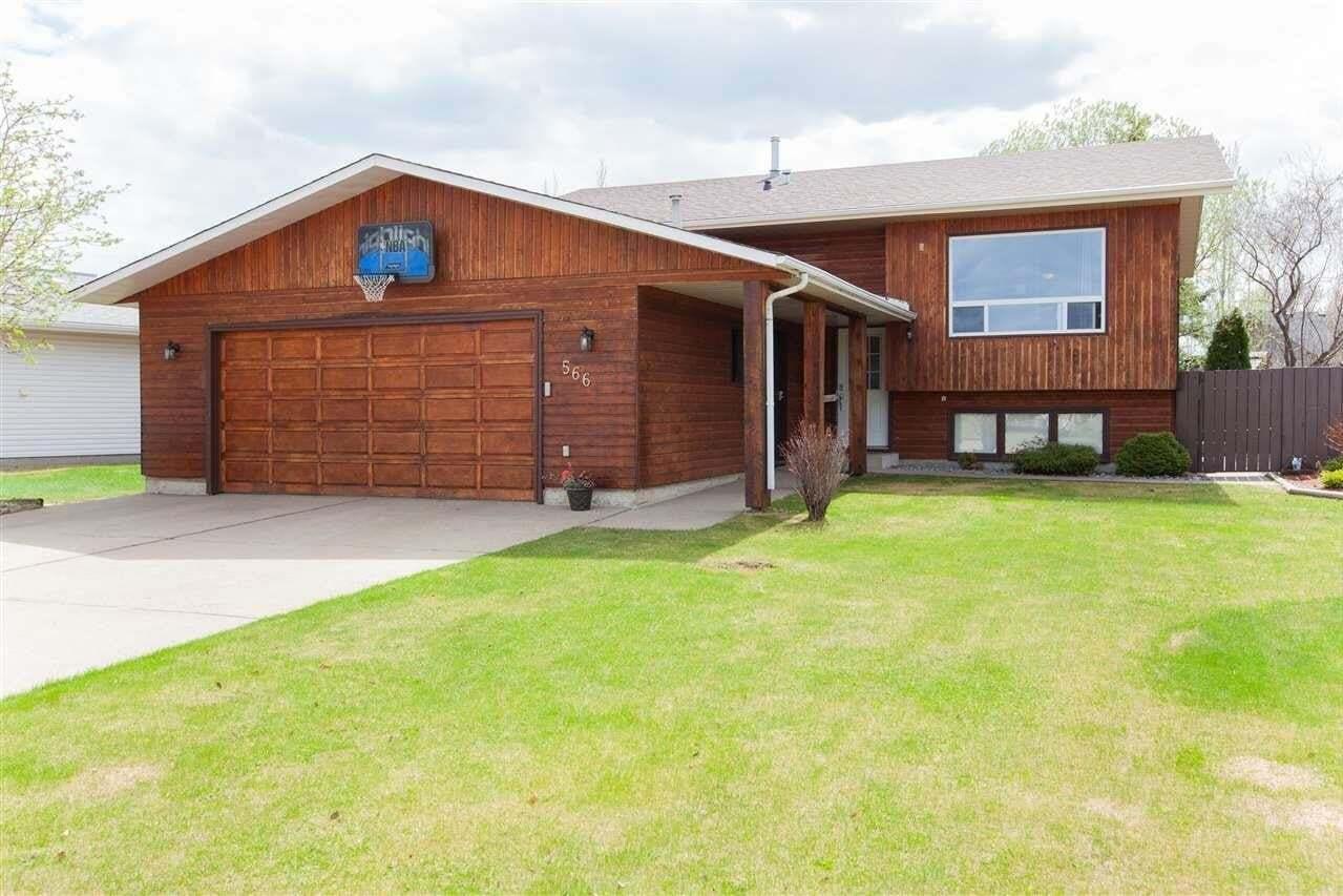 House for sale at 566 Sunnydale Rd Morinville Alberta - MLS: E4197165