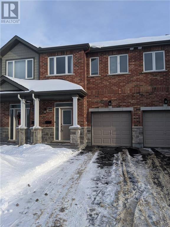 Townhouse for rent at 566 Via Mattino Wy Ottawa Ontario - MLS: 1179491