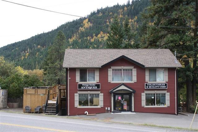 Removed: 5661 - 97 Highway , Falkland, BC - Removed on 2018-05-06 10:04:39