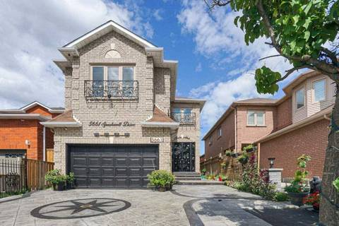 House for sale at 5661 Sparkwell Dr Mississauga Ontario - MLS: W4555435