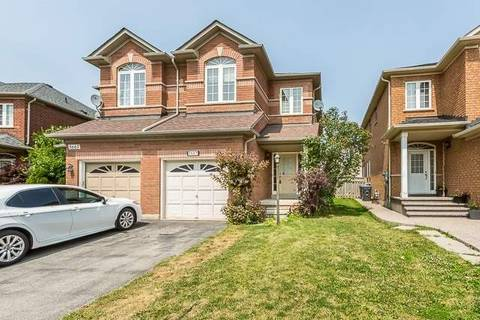 Townhouse for rent at 5665 Longboat Ave Mississauga Ontario - MLS: W4510745