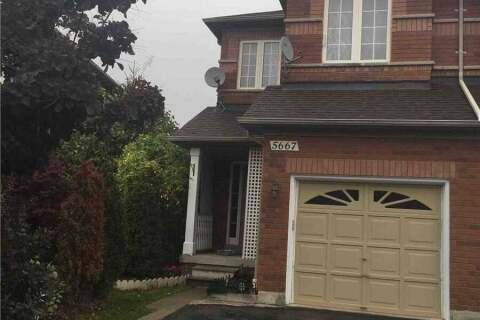 Townhouse for rent at 5667 Longboat Ave Mississauga Ontario - MLS: W4957370