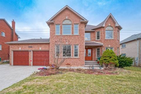 House for sale at 5668 Turney Dr Mississauga Ontario - MLS: W4722984