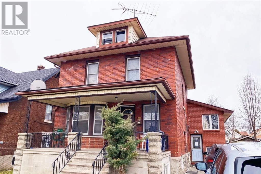 House for sale at 567 Campbell Ave Windsor Ontario - MLS: 21000363