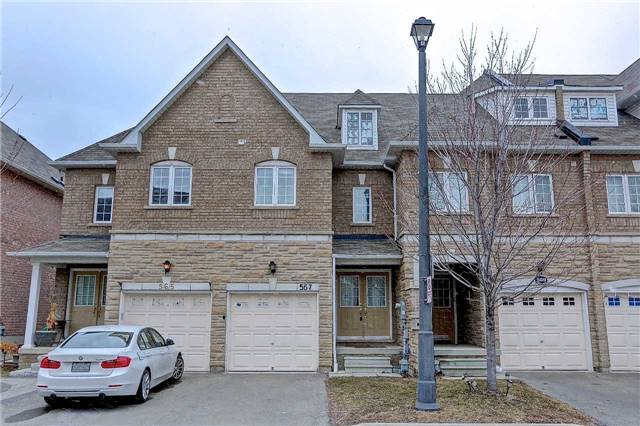 For Sale: 567 Candlestick Circle, Mississauga, ON | 3 Bed, 3 Bath Townhouse for $711,000. See 19 photos!