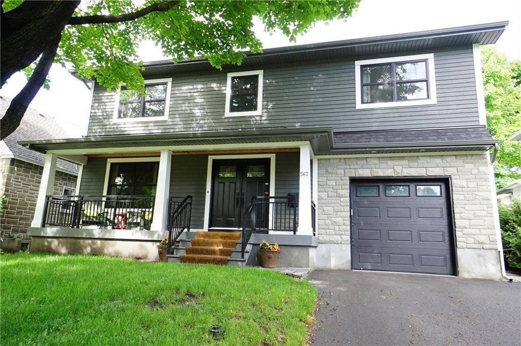 House for sale at 567 Fraser Ave Ottawa Ontario - MLS: 1163804