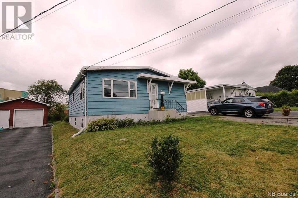 House for sale at 567 Fundy Dr Saint John New Brunswick - MLS: NB049041