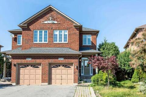 Townhouse for sale at 5671 Longboat Ave Mississauga Ontario - MLS: W4824234