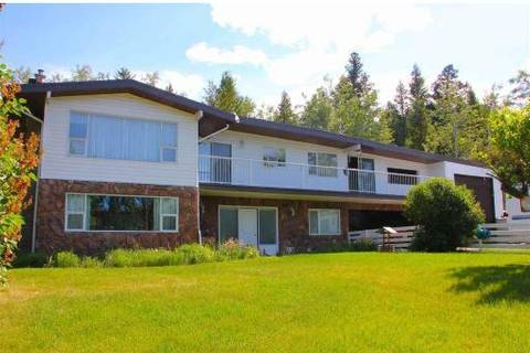 House for sale at 5677 Horse Lake Rd 100 Mile House British Columbia - MLS: R2365797