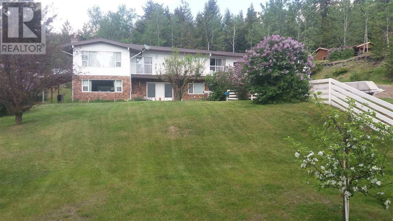 House for sale at 5677 Horse Lake Rd Horse Lake British Columbia - MLS: R2438933