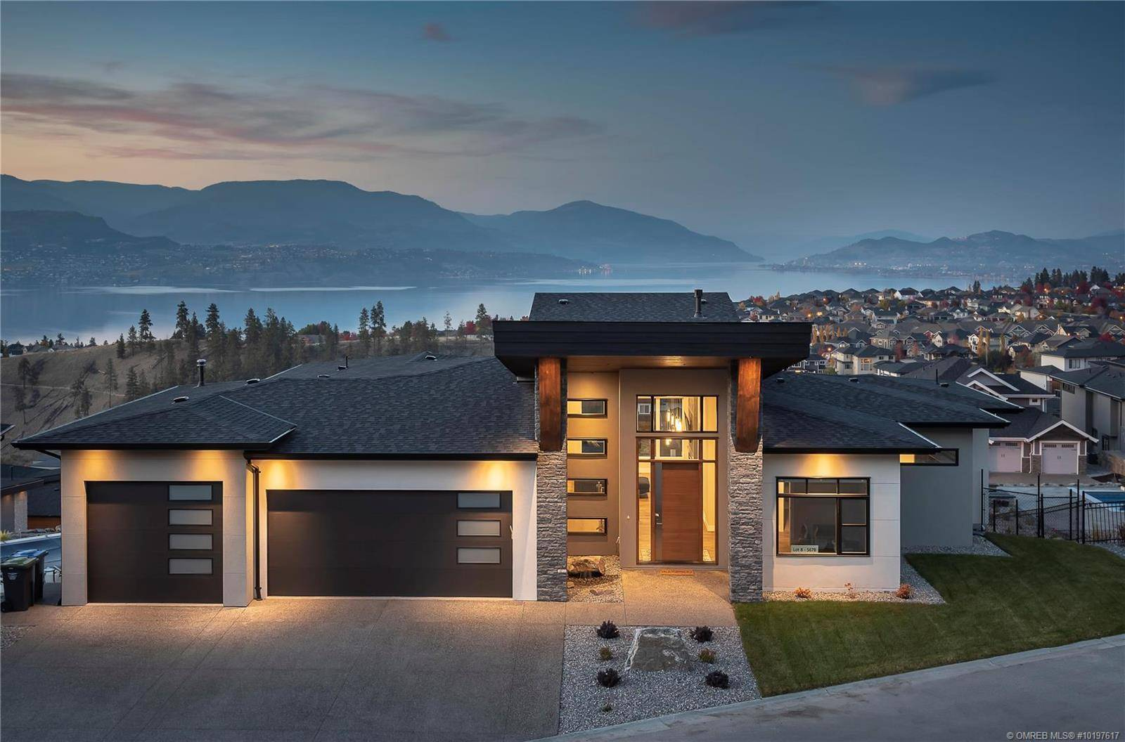 House for sale at 5678 Mountainside Ct Kelowna British Columbia - MLS: 10197617