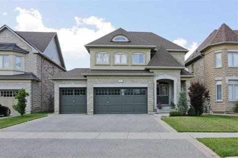 House for sale at 568 Amarone Ct Mississauga Ontario - MLS: W4421919