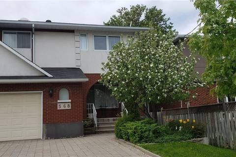 House for sale at 568 Foxview Pl N Ottawa Ontario - MLS: 1146430