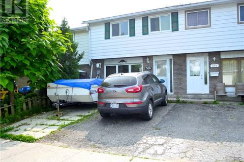 Townhouse for sale at 568 Parkview Cres Cambridge Ontario - MLS: 30750951