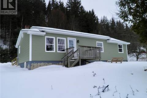 House for sale at 568 Waterford Rd Waterford New Brunswick - MLS: NB001519