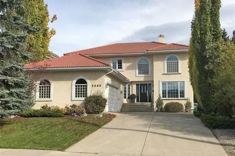 House for sale at 5680 Buckboard Rd Northwest Calgary Alberta - MLS: C4291318