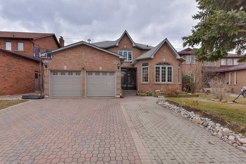 House for sale at 5684 Turney Dr Mississauga Ontario - MLS: W4413571
