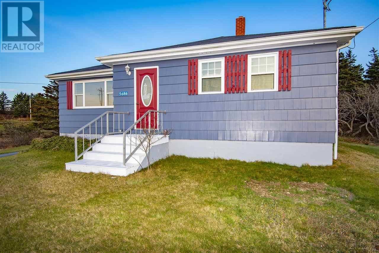 House for sale at 5686 1 Hy Mavillette Nova Scotia - MLS: 201918136
