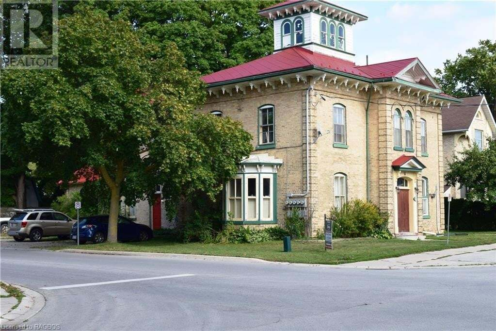 Commercial property for sale at 569 Green St Port Elgin Ontario - MLS: 187591