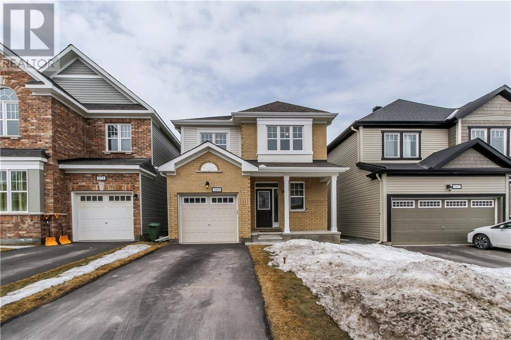 House for sale at 569 Malahat Wy Stittsville Ontario - MLS: 1187234