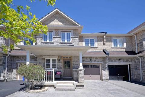 Townhouse for sale at 569 Murray Meadows Pl Milton Ontario - MLS: W4459715