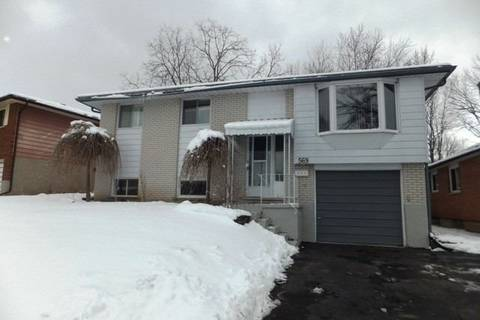 House for sale at 569 Rolling Hills Dr Waterloo Ontario - MLS: X4421131