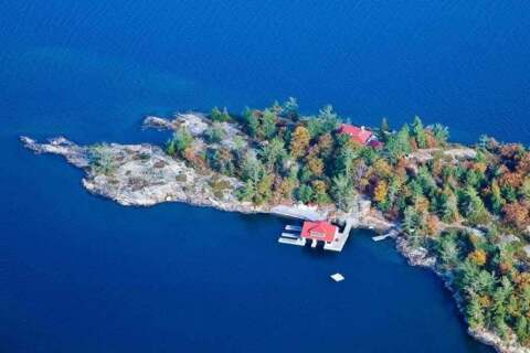 House for sale at 56 Pt Frying Pan Island  The Archipelago Ontario - MLS: X4847505