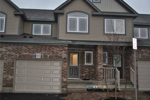 Townhouse for rent at 57 Riverbend Rd London Ontario - MLS: X4393206
