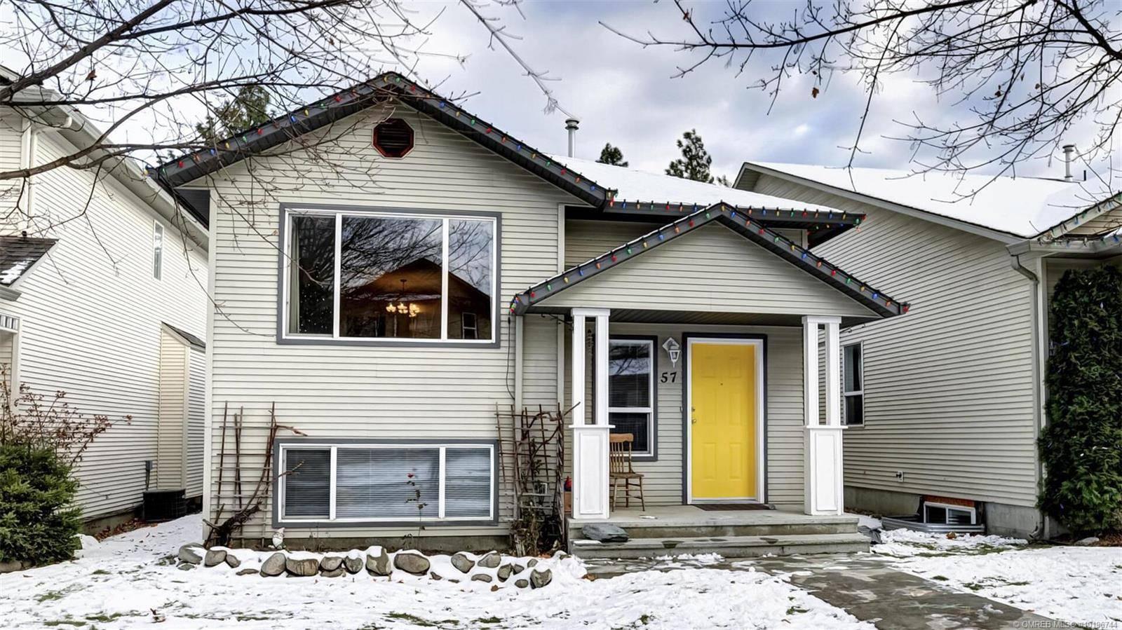 House for sale at 2210 Horizon Dr Unit 57 West Kelowna British Columbia - MLS: 10196744