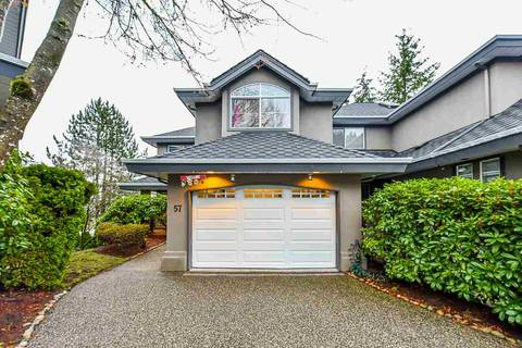 Townhouse for sale at 2990 Panorama Dr Unit 57 Coquitlam British Columbia - MLS: R2448373