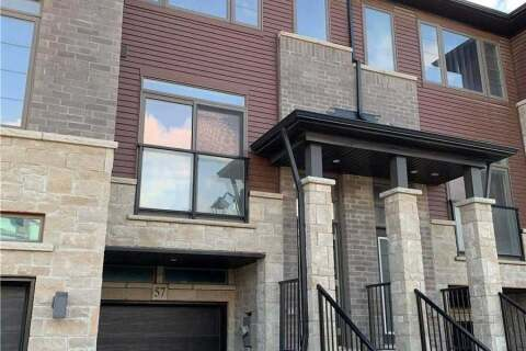 Townhouse for rent at 30 Times Square Blvd Unit 57 Hamilton Ontario - MLS: X4825933