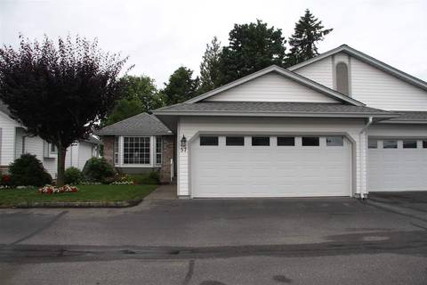 Townhouse for sale at 33922 King Rd Unit 57 Abbotsford British Columbia - MLS: R2388411