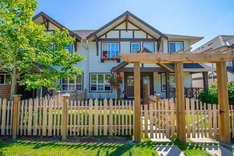 Townhouse for sale at 4401 Blauson Blvd Unit 57 Abbotsford British Columbia - MLS: R2454541